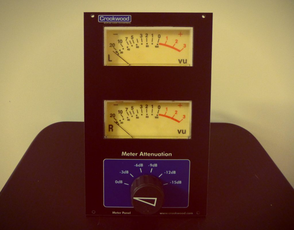 Crookwood VU Meters